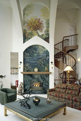 Custom Luxury Home Livingroom