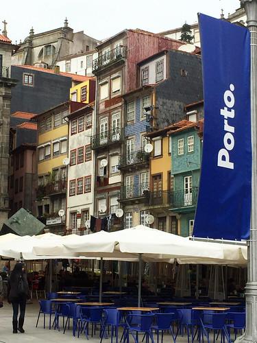 Porto - Praca de Ribeira