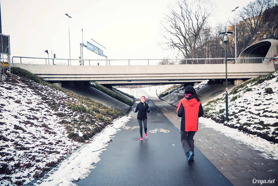 2016.06.23 | 看我歐行腿 | 謝謝沒有放棄的自己,讓我用跑步遇見斯德哥爾摩的城市森林秘境 05