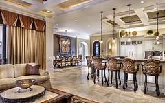 Villa Belle - kitchen