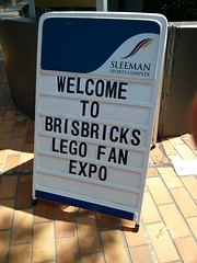 BrisBricks LEGO Fan Expo, Chandler 2014