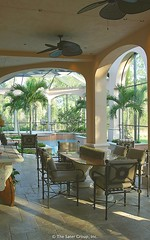 Custom Luxury Home - outdoor-dining