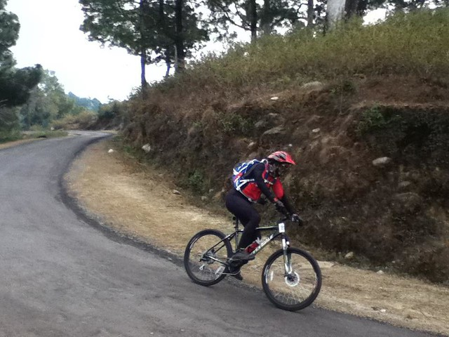 2012 Kangra Valley Bike Ride