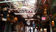 Szimpla Kert inside the ruin pub
