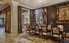 Villa Belle - formal dining room
