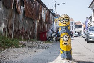 making george town - street art penang 37