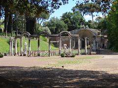 Hadrian's Villa - The Canopus