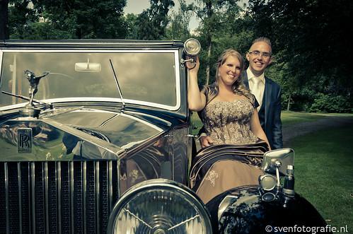 Trouwen Dennis & Wendy