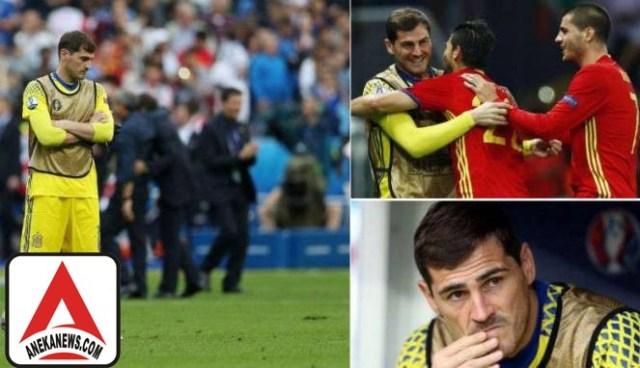 #Bola: Lopetegui Masih Membuka Pintu Bagi Casillas