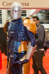 "Metal Gear Solid Grey fox  #cosplay #C2E2 2015 • <a style=""font-size:0.8em;"" href=""http://www.flickr.com/photos/33121778@N02/17281825852/"" target=""_blank"">View on Flickr</a>"