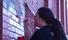 Valley St. Building Painting