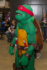 "Turtle power #cosplay #C2E2 2015 • <a style=""font-size:0.8em;"" href=""http://www.flickr.com/photos/33121778@N02/17095844878/"" target=""_blank"">View on Flickr</a>"