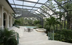 Coachella - Screened Pool Area