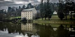 Le vieux moulin (II)