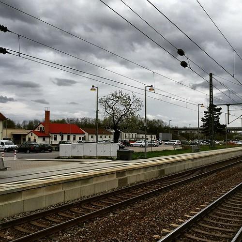 #Bahnhof #Wiesloch-Walldorf