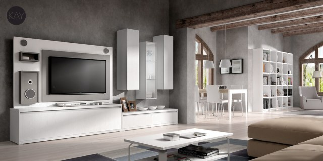 Salon Comedor Moderno Kay Baixmoduls Baixmoduls Tags Barcelona Espana Modern Living Factory