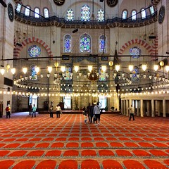 New Mosque #newmosque #istambul #turkey #turquia #biglamp