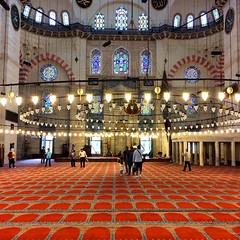 New Mosque #newmosque #istambul #turkey #turquia #biglamp