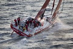 """MAPFRE, EN LA VOLVO OCEAN RACE./ MAPFRE, IN THE VOLVO OCEAN RACE. • <a style=""""font-size:0.8em;"""" href=""""http://www.flickr.com/photos/67077205@N03/17855432735/"""" target=""""_blank"""">View on Flickr</a>"""