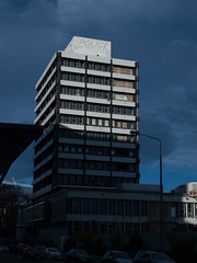 Christchurch Police Building