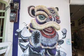 making george town - street art penang 38