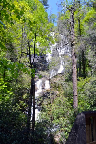 Dukes Creek Falls