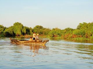 lac tonle sap - cambodge 2007 37