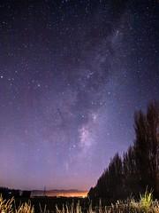 Sleeping Milky Way