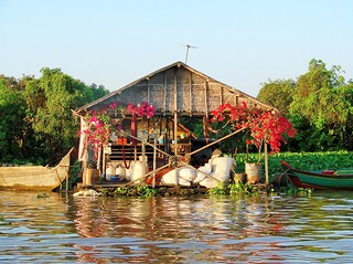 lac tonle sap - cambodge 2007 35