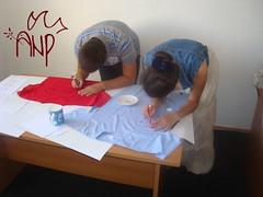 Participantspaintingshirts
