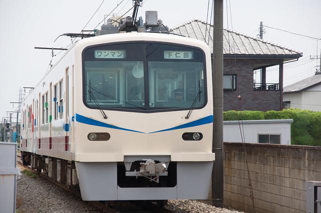 上鉄電鉄 7000系