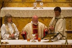 Rector Installation - Eucharist