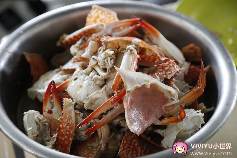 [沙巴.山打根]山打根中央巴剎 SANDAKAN CENTRAL MARKET~海鮮漁港市場.跟著當地人深入市井生活吃代客料理 @VIVIYU小世界