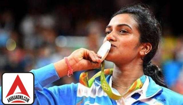 #Sports : Raih Medali Perak, Tunggal Putri India Ini Kebanjiran Bonus