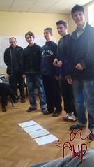 Participantspresenting