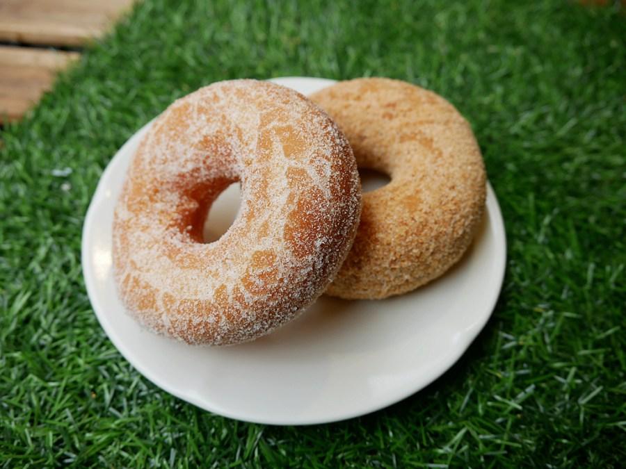 咖啡,小事上LUKE16:10,小米甜甜圈,平價美食,桃園美食,甜甜圈,龜山后街,龜山咖啡館,龜山美食 @VIVIYU小世界