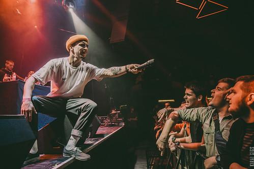 NKNKT - Live at Atlas, Kyiv [17.02.2019]