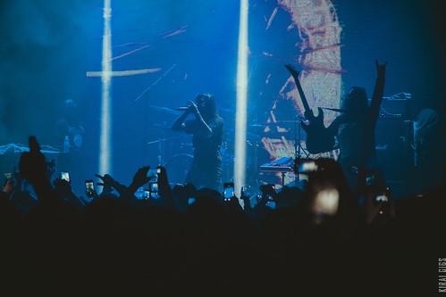 Ghostemane - Live at Atlas, Kyiv [04.02.2019]