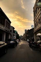 Cloudy in Penang