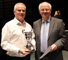 3rd Section - Best Instrumentalist - Alan Smithers (Horn) Cranbrook Town