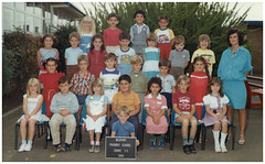 Newport Primary School - 1985 - 2S