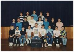 Williamstown North High School - 1991 - 10R