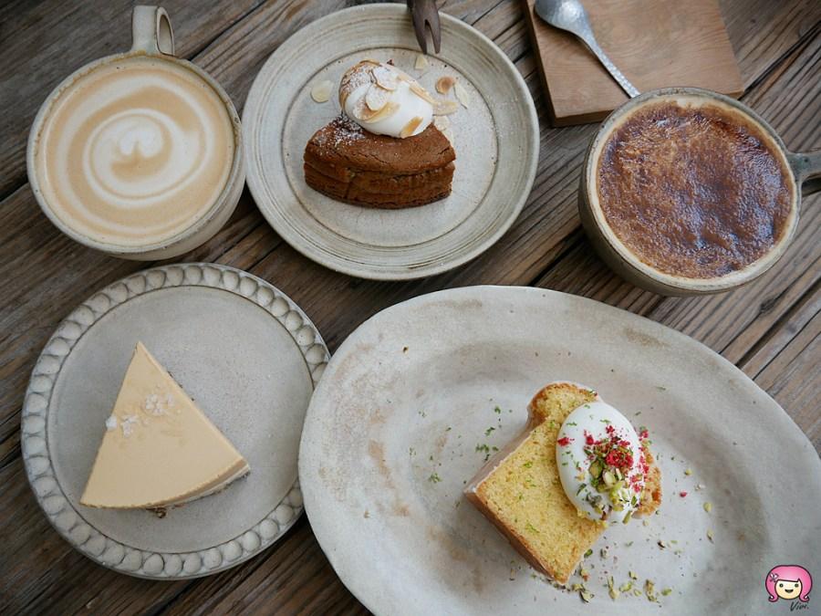 南區美食,台中南區,台中咖啡,台中甜點,台中美食,台中蛋糕,貪吃鬼 @VIVIYU小世界