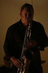 James Ryan, saxophone