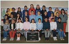 Newport Primary School - 1989 - 5/6G