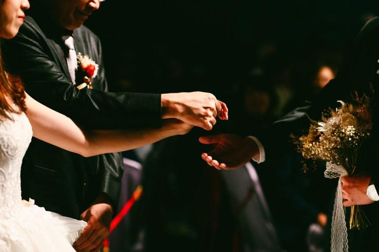 """""""台北推薦台中婚攝,JOE愛攝影,宴客紀錄,展華花園"""
