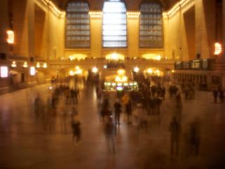 Grand Central pinhole