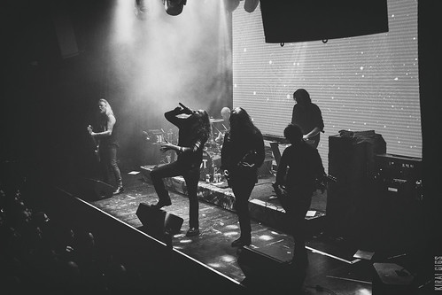 Dark Tranquillity - Live at Atlas, Kyiv [21.02.2019]