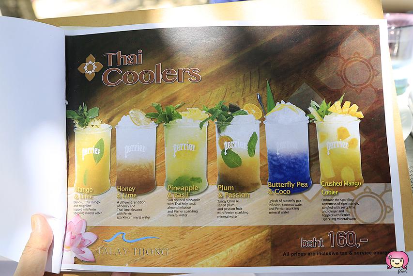 [拷叻美食]泰國攀牙灣 Talay Thong餐廳~陽光、沙灘、燈塔南洋元素.海風徐徐吹來的天然美景 @VIVIYU小世界