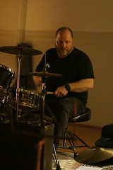 Gordon Rytmeister, drums